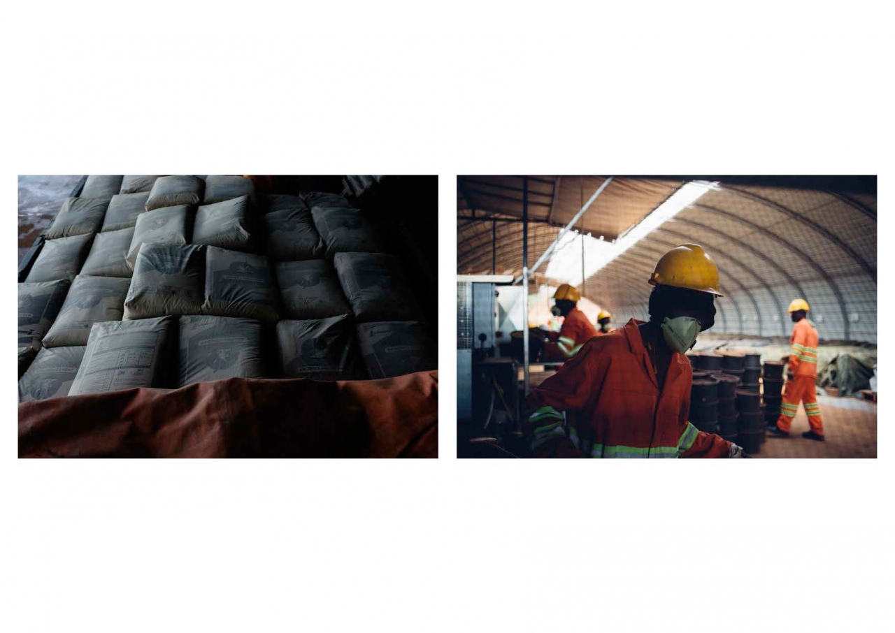 Annual Report for Lafarge Holcim