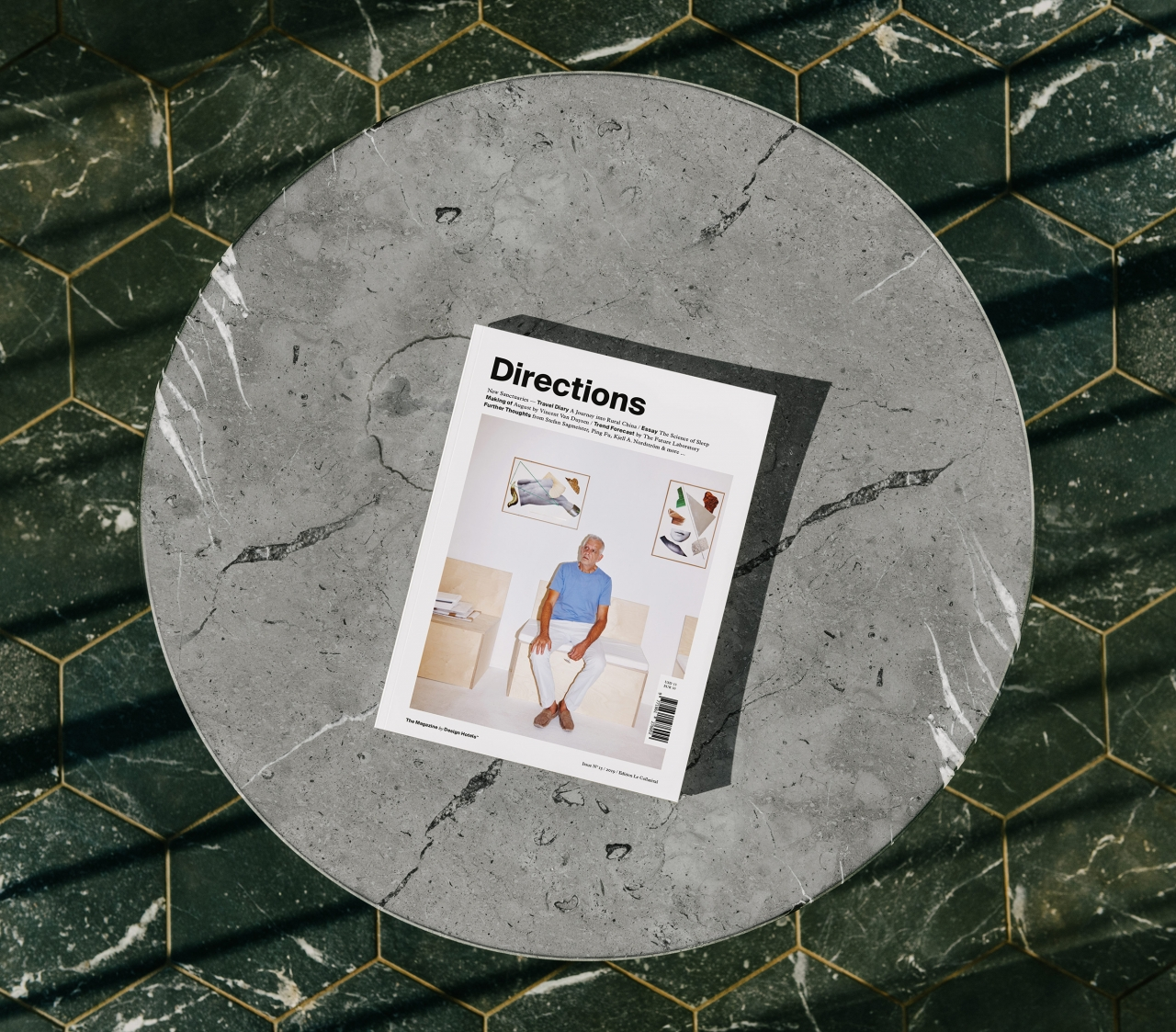 Directions - The Magazine by Design Hotels