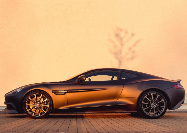 Aston Martin X Storck For Intersection Magazine Soothing Shade