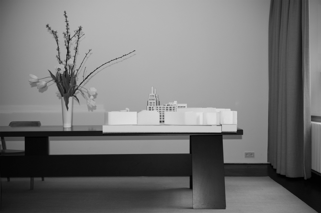 David Chipperfield for Nomad Magazine