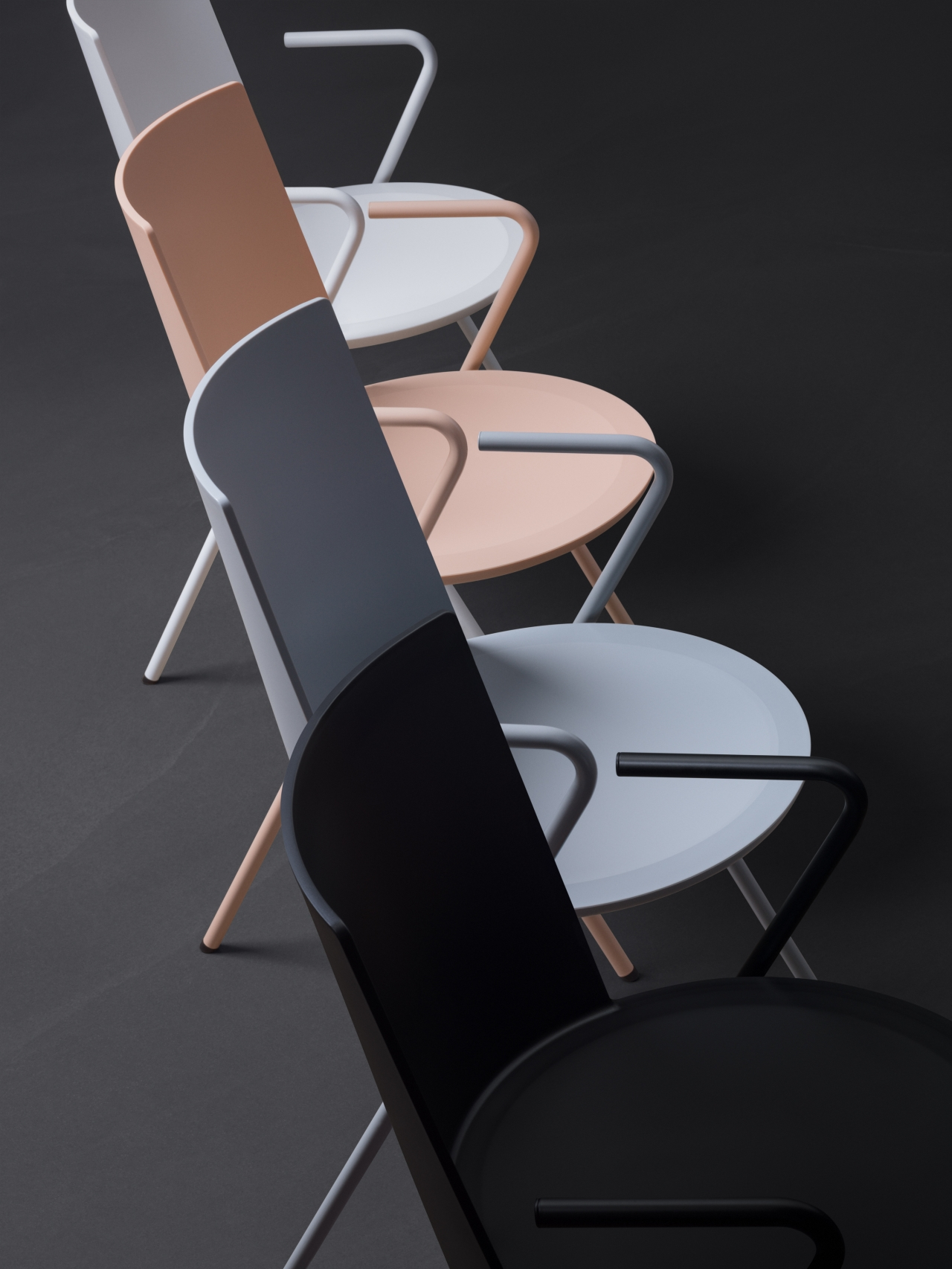 Acme Chair by Geckler Michels