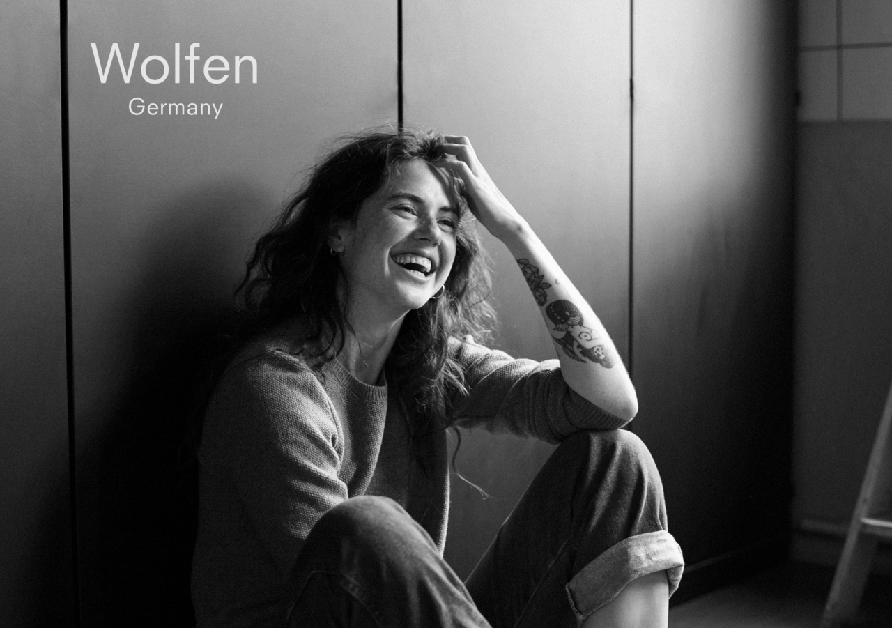Wolfen Germany